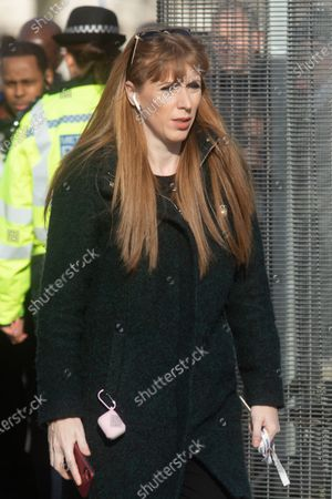 Angela Rayner Labour MP for Stockport