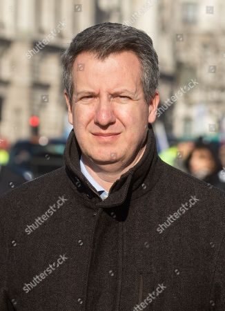 Chris Leslie, former Labour MP for Nottingham East