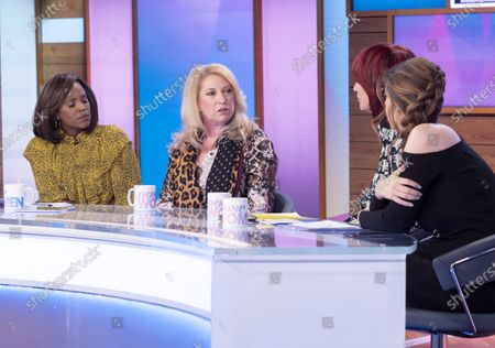 Editorial picture of 'Loose Women' TV show, London, UK - 05 Feb 2020