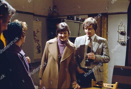 Editorial image of 'Coronation Street' TV Show - 1974