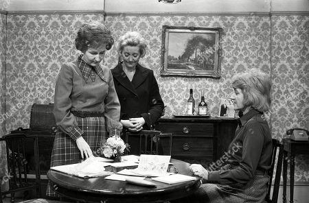 Editorial photo of 'Coronation Street' TV Show UK  - 1978
