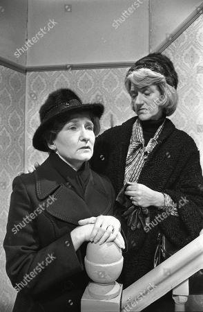 Editorial image of 'Coronation Street' TV Show UK  - 1978