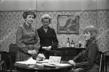 Editorial picture of 'Coronation Street' TV Show UK  - 1978
