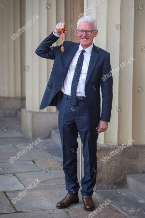 Editorial image of Investitures at Buckingham Palace, London, UK - 05 Feb 2020