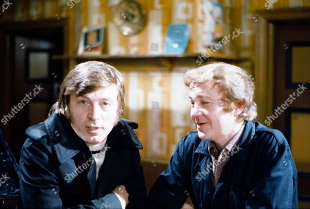 Stock Photo of Kenneth Farrington (as Billy Walker) and Graham Haberfield (as Jerry Booth)