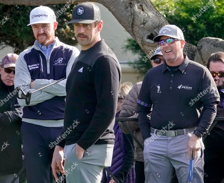 Editorial image of US PGA Tour, Golf, Pebble Beach Golf Links, Monterey California, USA - 04 Feb 2020