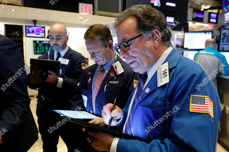 Editorial picture of Financial Markets Wall Street, New York, USA - 05 Feb 2020