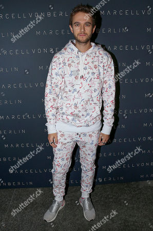 Editorial photo of MARCELL VON BERLIN store opening, Los Angeles, USA - 04 Feb 2020