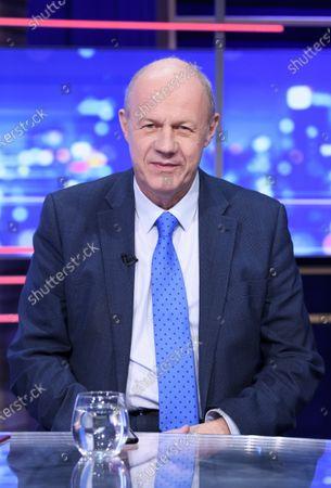 Editorial picture of 'Peston' TV show, Series 4, Episode 4, London, UK - 05 Feb 2020