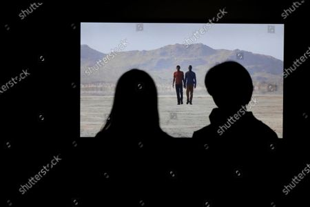 Editorial picture of Exhibition 'Bill Viola. Mirrors of the unseen', Madrid, Spain - 05 Feb 2020