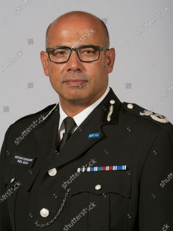 Neil Basu, Assistant Commissioner, Special Operations, Metropolitan Police London
