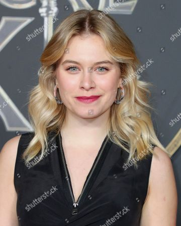 Editorial photo of 'Locke & Key' TV show premiere, Arrivals, The Egyptian Theatre, Los Angeles, USA - 05 Feb 2020