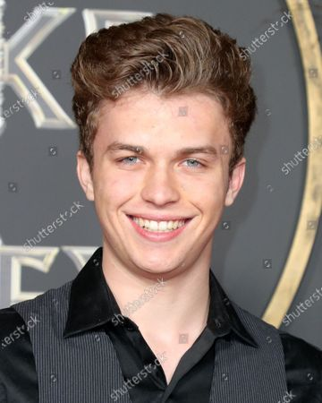 Editorial image of 'Locke & Key' TV show premiere, Arrivals, The Egyptian Theatre, Los Angeles, USA - 05 Feb 2020