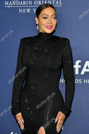 Editorial picture of amfAR Gala, Arrivals, Fall Winter 2020, New York Fashion Week, USA - 05 Feb 2020