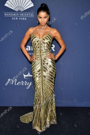 Editorial picture of amfAR Gala, Arrivals, Fall Winter 2020, New York Fashion Week, USA - 05 Feb 2020