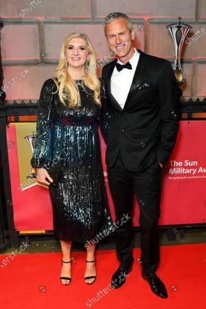 Rebecca Adlington and Mark Foster