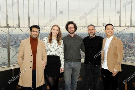 Kumail Nanjiani, Emily V. Gordon, Lee Eisenberg, Joshuah Bearman, Alan Yang