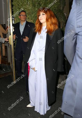 Editorial photo of L'Avenue at Saks first anniversary celebration, New York Fashion Week - 04 Feb 2020