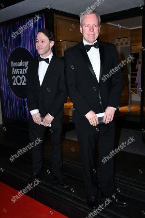 Reece Shearsmith and Steve Pemberton