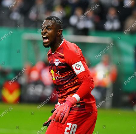 Editorial photo of Football: Germany, DFB Cup, Frankfurt, BRD - 04 Feb 2020