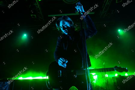 Editorial photo of Catfish and the Bottlemen in concert at Alcatraz, Milan, Italy - 05 Feb 2020