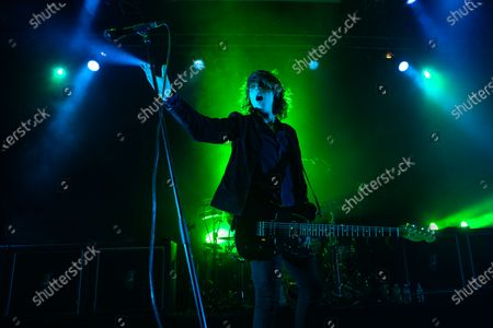 Editorial image of Catfish and the Bottlemen in concert at Alcatraz, Milan, Italy - 05 Feb 2020