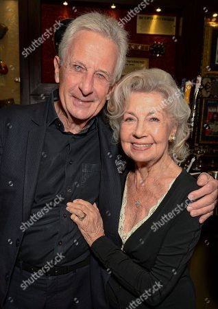 Lady Jane Rayne and Robert Lacey