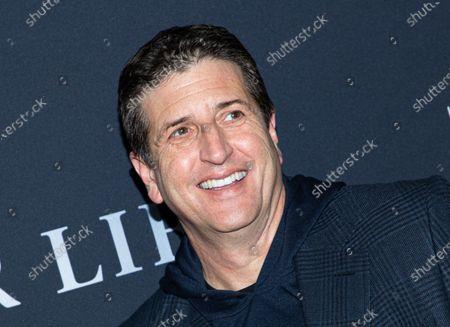 Stock Image of Doug Robinson