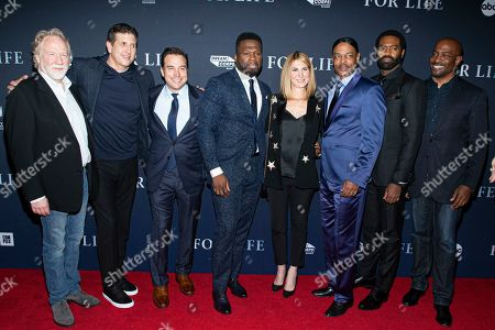 Editorial photo of 'For Life' TV show premiere, Alice Tully Hall, New York, USA - 05 Feb 2020