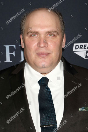 "Glenn Fleshler attends the premiere of ABC's ""For Life"" at Alice Tully Hall, in New York"