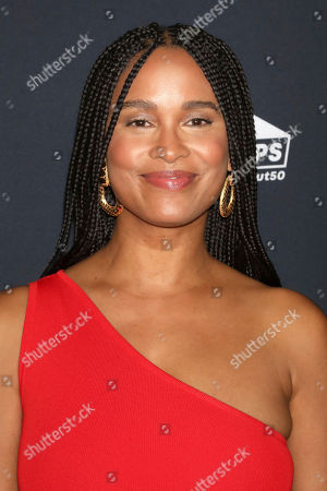 """Joy Bryant attends the premiere of ABC's """"For Life"""" at Alice Tully Hall, in New York"""