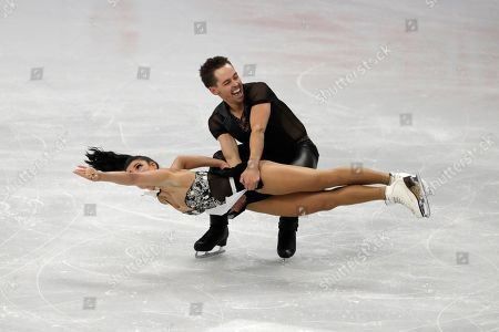 Chantelle Kerry, Andrew Dodds. Australia's Chantelle Kerry and Andrew Dodds perform during the Ice Dance Rhythm Dance competition in the ISU Four Continents Figure Skating Championships in Seoul, South Korea