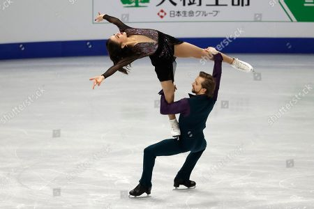 Editorial image of Four Continents Figure Skating, Seoul, South Korea - 06 Feb 2020