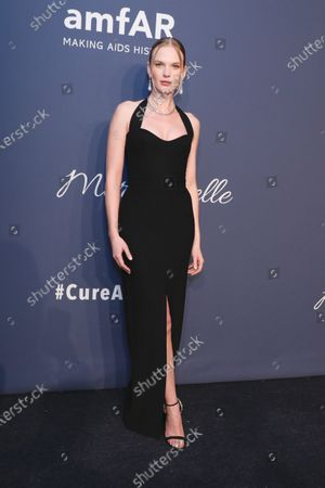 Editorial image of amfAR Gala, Arrivals, Fall Winter 2020, New York Fashion Week, USA - 05 Feb 2020