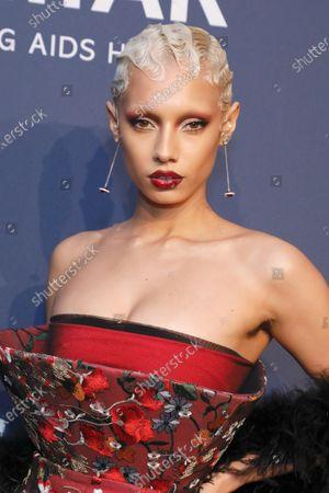 Stock Image of Jazzelle Zanaughtti