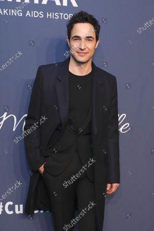 Editorial image of amfAR Gala, Arrivals, Fall Winter 2020, New York Fashion Week, USA - 05 Feb 2020