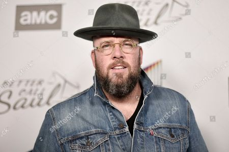 """Stock Picture of Chris Sullivan attends the LA premiere of """"Better Call Saul"""" season 5 at ArcLight Hollywood, in Los Angeles"""