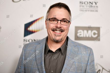 "Vince Gilligan attends the LA premiere of ""Better Call Saul,"" Season 5 at ArcLight Hollywood, in Los Angeles"