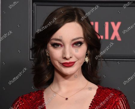 Editorial picture of 'Locke & Key' TV show premiere, Arrivals, The Egyptian Theatre, Los Angeles, USA - 05 Feb 2020