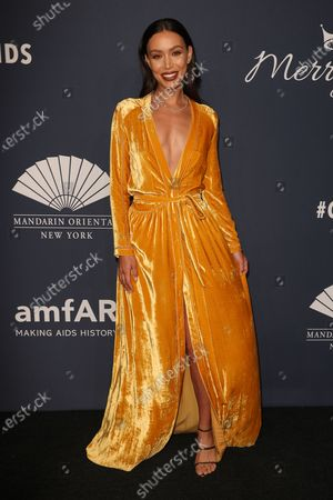 Editorial picture of 22nd Annual amfAR Gala New York - Arrivals, USA - 05 Feb 2020