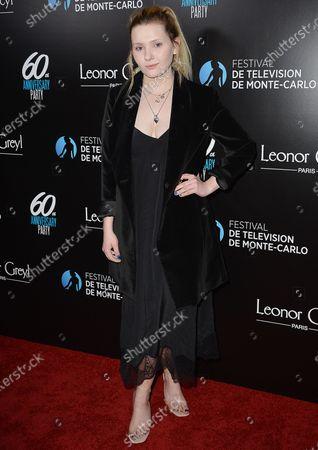 Editorial image of Monte-Carlo Television Festival party, Los Angeles, USA - 05 Feb 2020