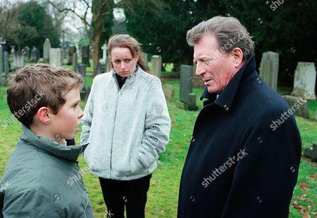 Editorial photo of 'Coronation Street' TV Show UK  - 2001