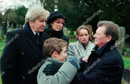Editorial picture of 'Coronation Street' TV Show UK  - 2001