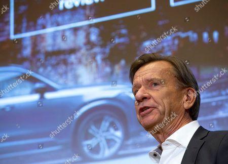 Editorial picture of Volvo Earnings, Brussels, Belgium - 06 Feb 2020