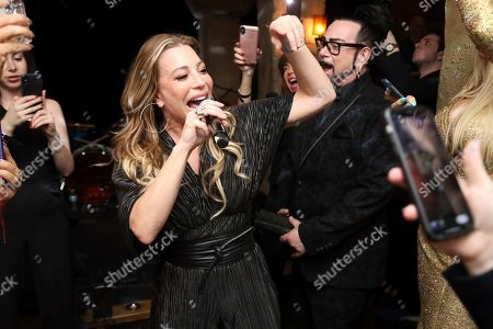"Stock Photo of Taylor Dayne performs live on stage at the ""LA Loves OZ"" Charity Event at the Roosevelt Hotel, in Los Angeles"