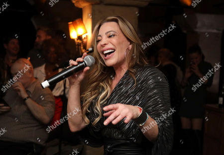 "Stock Picture of Taylor Dayne performs live on stage at the ""LA Loves OZ"" Charity Event at the Roosevelt Hotel, in Los Angeles"
