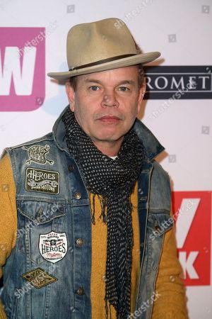 """Stock Photo of Paul Oakenfold arrives at the """"LA Loves OZ"""" Charity Event at the Roosevelt Hotel, in Los Angeles"""