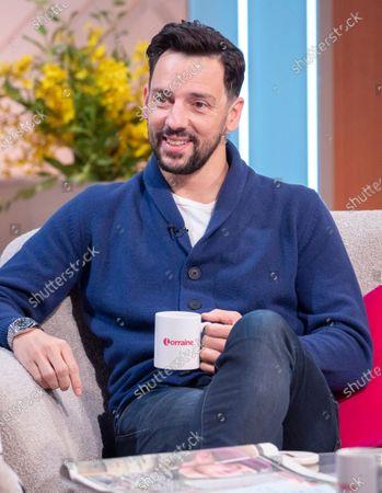 Editorial photo of 'Lorraine' TV show, London, UK - 06 Feb 2020