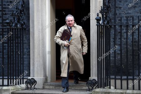 Editorial image of Politicians in Westminster, London, UK - 06 Feb 2020