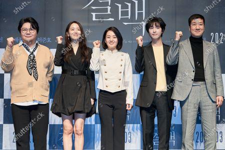 Tae Hang-ho, Shin Hye-sun, Bae Jong-ok, Hong Kyung,Park Sang-hyun